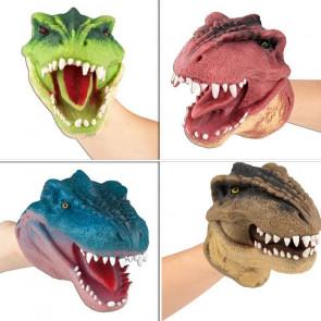 Dino World Handpuppe (versch. Farben) || Depesche 5140