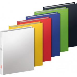 BRUNNEN Ringbuch A4 Karton 2 Ringe in verschiedenen Farben