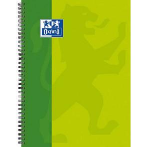 Oxford Seminar-Block Oxford A5- 80Bl Liniert Innenrand 384508027 und 100050392