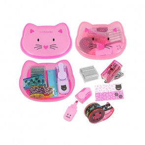 TOPModel Mini-Schreibtisch-Set CAT || Depesche 6953