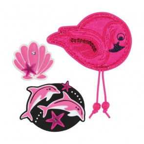 Scout Funny Snaps 3er Set Pink Daisy