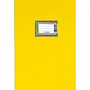 Herma Heftumschlag Plastik A4 Gelb 7441 (Heftschoner)