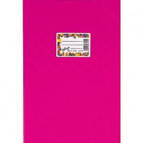 Herma Heftumschlag Plastik A4 Rosa 7451 (Heftschoner)
