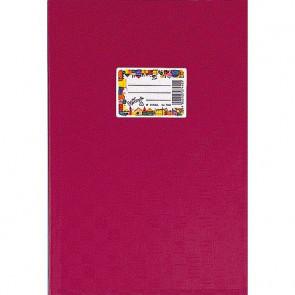 Herma Heftumschlag Plastik A4 Weinrot 7450 (Heftschoner)