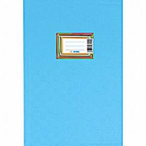 Herma Heftumschlag Plastik A4 Hellblau 7453 (Heftschoner)