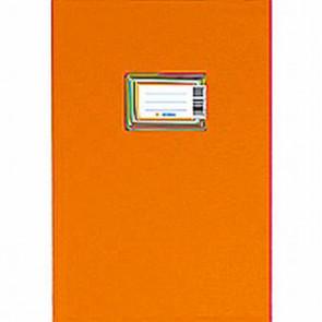 Herma Heftschoner Plastik A4 Orange 7444