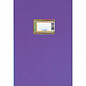 Herma Heftumschlag Plastik A4 Violett 7446 (Heftschoner)