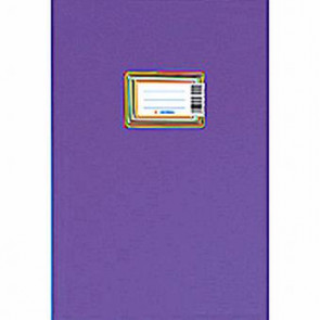 Herma Heftschoner Plastik A4 Violett 7446