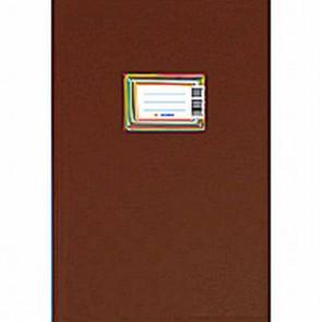 Herma Heftumschlag Plastik A4 Braun 7447 (Heftschoner)