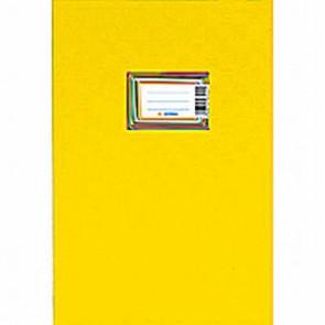 Herma Heftumschlag Plastik A5 Gelb 7421 (Heftschoner)