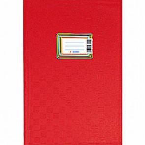 Herma Heftumschlag Plastik A5 Rot 7422 (Heftschoner)
