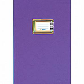 Herma Heftumschlag Plastik A5 Violett 7426 (Heftschoner)