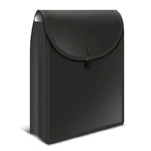 Herma Heftbox A4 Flexibag schwarz 19179 Herma