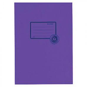 Herma Heftschoner Papier Recycling A5 Violett 5506