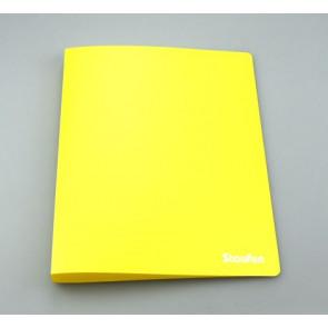 Staufen Ringbuch PP A4 2Ring 17mm Opak gelb 94715