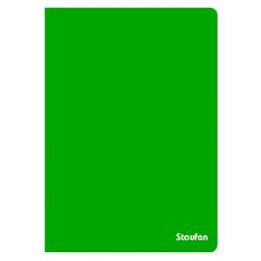 Staufen Ringbuch A4 94755  PP 2Ring 17mm Opak dunkelgrün