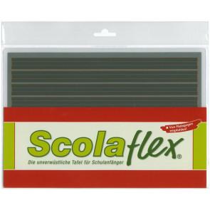 Scolaflex-Tafel Lineatur 1, 1. Schuljahr - 9 Systeme Vorderseite Lineatur 1/ Rückseite blanko 104020081