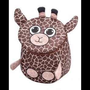 """Belmil Mini Animal Giraffe Kindergarten Rucksack """"braun"""""""