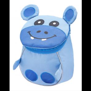 "Belmil Mini Animal Hippo Kindergarten Rucksack ""blau"""