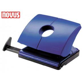 Novus Locher B216 16 Blatt blau