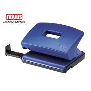 Novus Locher C216 16 Blatt blau