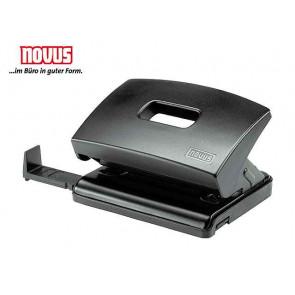 Novus Locher C216 16 Blatt schwarz