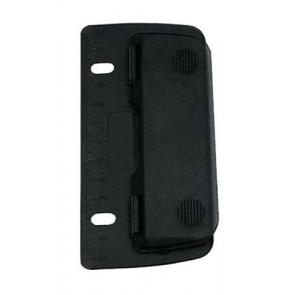 Wedo Taschen-Locher 8cm schwarz cm-Einteilung