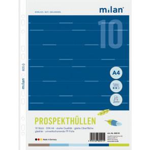 Milan Prospekthülle A4 Milan 60my 100St glasklar PP 999108237