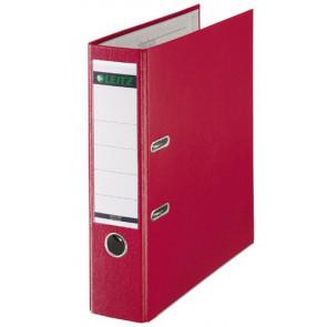 Leitz 1010 Ordner DIN A4 rot 80mm breit