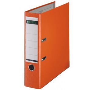 Leitz 1010 Ordner DIN A4 orange 80mm breit