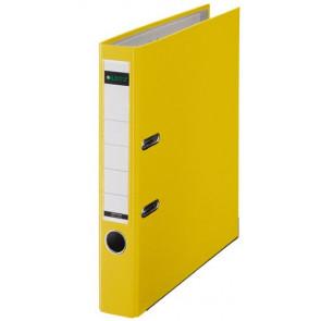 Leitz 1015 Ordner DIN A4 gelb 50mm breit