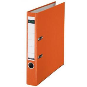 Leitz 1015 Ordner DIN A4 orange 50mm breit