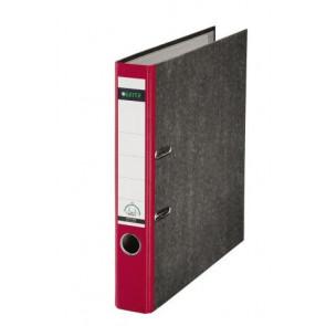 Leitz Ordner DIN A4 roter Rücken 50mm breit