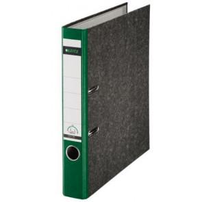Leitz Ordner DIN A4 grüner Rücken 50mm breit