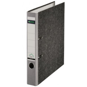 Leitz Ordner DIN A4 grauer Rücken 50mm breit