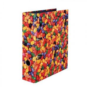 Herlitz Motivordner maX.file Jelly Beans DIN A4 80 mm