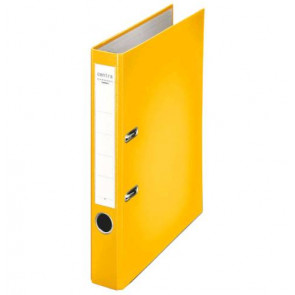 Centra Ordner Chromos DIN A4 gelb 50mm breit