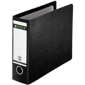 Leitz Ordner DIN A5 hoch schwarz 60mm breit