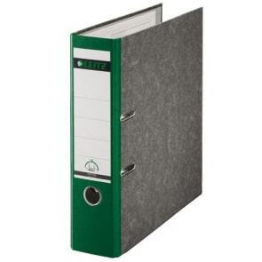 Leitz Ordner DIN A4 grüner Rücken 80mm breit