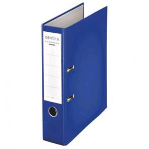 Centra Ordner Chromos DIN A4 blau 80mm breit