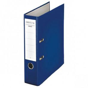 Centra Ordner Chromos DIN A4 himmelblau 80mm breit
