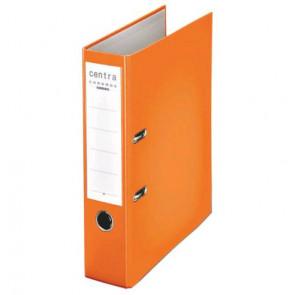 Centra Ordner Chromos DIN A4 Orange 80mm breit
