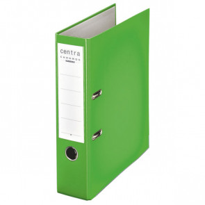 Centra Ordner Chromos DIN A4 apfelgrün 80mm breit
