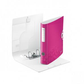 Leitz Active WOW Ordner DIN A4 pink metallic 60mm breit