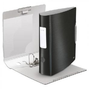 Leitz Active Style Ordner DIN A4 satin schwarz 80mm breit