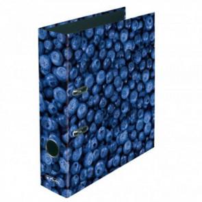 Herlitz Motivordner Blaubeere DIN A4 80 mm