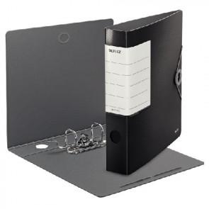 Leitz Solid Ordner DIN A4 schwarz 62mm breit