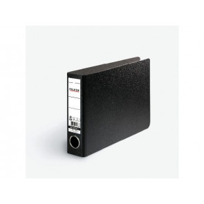 Falken Ordner DIN A5 quer schwarz 50mm breit