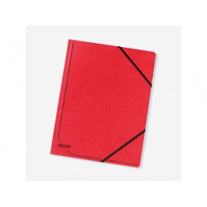 Falken Eckspanner Colorspan A4 5er rot