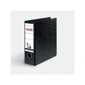 Falken Ordner DIN A5 schwarz 75mm breit